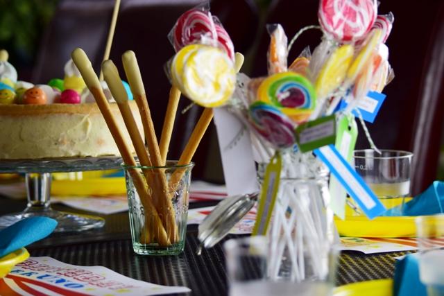 Cirkusz party_ételek
