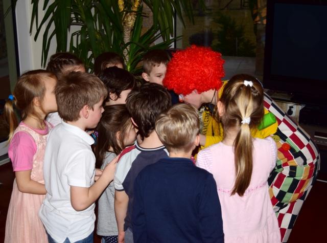 Cirkusz party_Galagonya bohóc